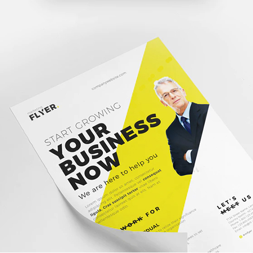 Top Business flyer design templates