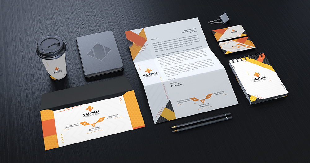 Creative Custom Stationery Designer