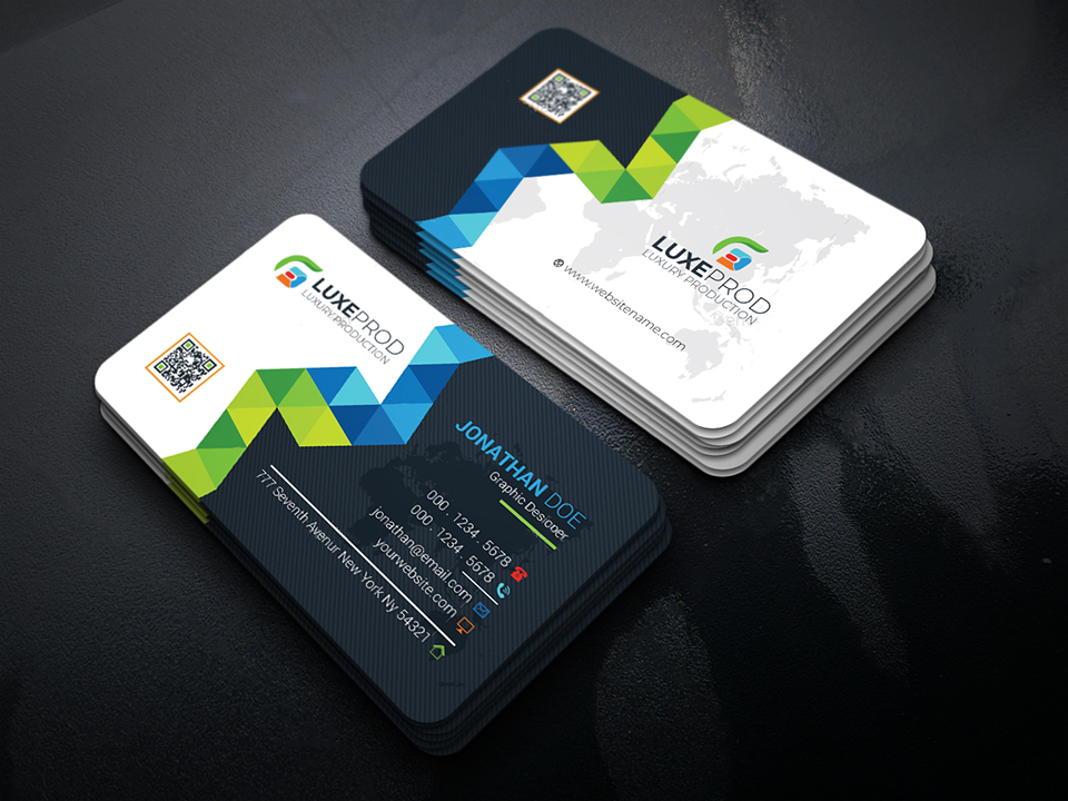 Top Corporate Name Card Design Company